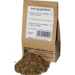 Světlík lékařský, sypaná bylina 50 g