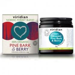 Viridian Pine Bark & Berry 30g Organic