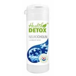 Neurocholin 100 kapslí Health Detox