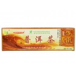 Pu - Erh - Čínský červený čaj -  ( lisovaný v kostce ) - 40 kostek 5 ks