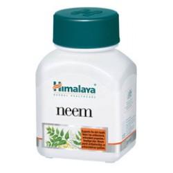 Himalaya Herbals Neem - na přirozenou obranyschopnost organismu, zejména v trávicím traktu a na kůži 60 tablet