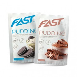 Fast Pudding Deluxe 30g