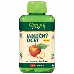 Jablečný ocet 500 mg - XXL economy balení 150 tbl.