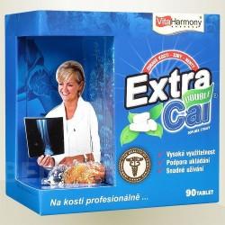 ExtraCal® Double - pro zdraví kostí - 90 tbl.