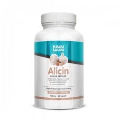 ALICIN - Allium Sativum, Čistý extrakt z česneku 400 mg / 60 cps