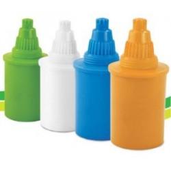 Alkalický vodní filtr - náhradní náplň. - Bílá