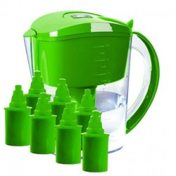 Alkalický vodní filtr - náhradní náplň. - Oranžová