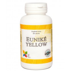 EUNIKE YELLOW / Chlorela /  60 tobolek