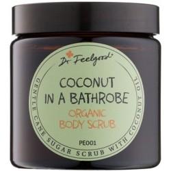 Dr. Feelgood BIO cukrový peeling s kokosovým olejem 120 ml