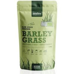 Purasana Barley Grass Raw Juice Powder BIO 200g