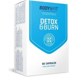 Body & Fit Detox and Burn 60 tbl.