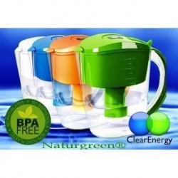 Naturgreen Filtrační konvice s alkalickým vodním filtrem