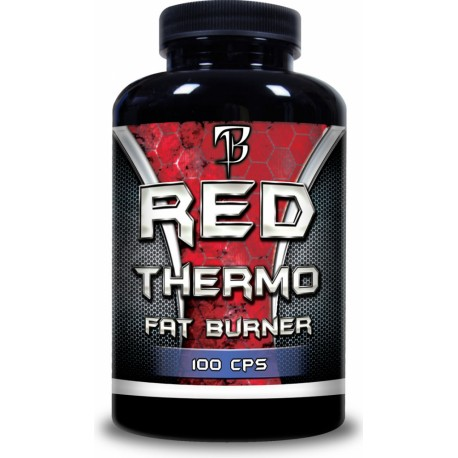Bodyflex Fitness RED Thermo 100 tablet