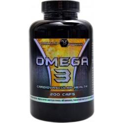 BodyFlex Nutrition Omega 3 200 cps