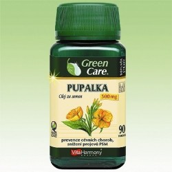 Vitaharmony Pupalka 500mg s vitaminem E 90 tablet