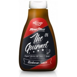 MenuFitness The Gourmet Sauce Příchutě BBQ - barbeque 425 ml