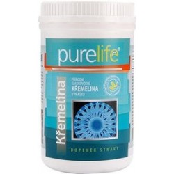 PureLife detoxikace Křemelina 270 g