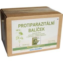 Protiparazitální balíček červostop - 30 dnů