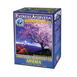 Everest Ayurveda APANA himalájský bylinný čaj při menstruačních a gynekologických potížích 100 g
