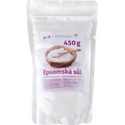 Dar z přírody Epsomská sůl 450g