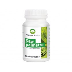 Pharma Activ Saw Palmetto 50 tbl.