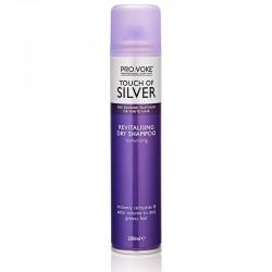 Lambre PRO:VOKE suchý šampon TOUCH OF SILVER 200 ml