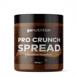 GoNutrition Pro Crunch spread 250
