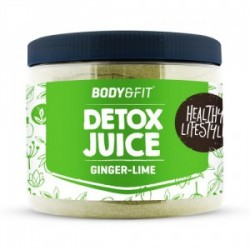 Body & Fit Detox Juice 100 g Zázvor s limetkou