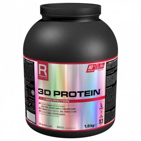 Reflex Nutrition 3D Protein 1,8kg Příchuť: Vanilka