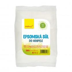 Epsomská léčivá sůl 500 g Wolfberry