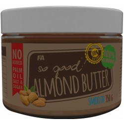 Fitness Authority So Good Almond Butter crunchy 350g