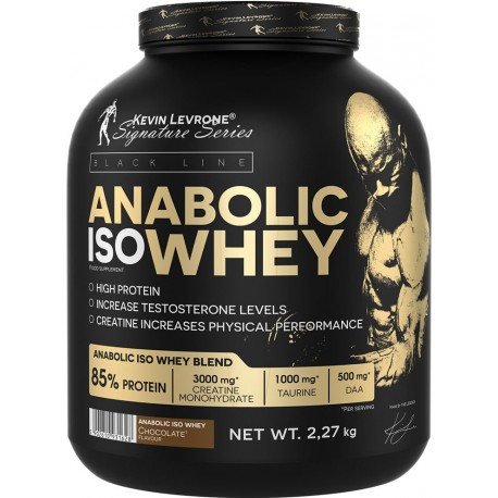 Kevin Levrone ANABOLIC ISO WHEY 2000g - snikers
