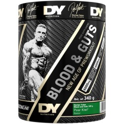 Dorian Yates Blond and Guts 340 g hruška - kiwi