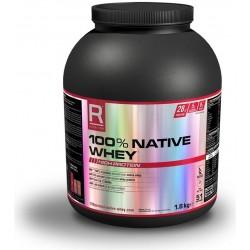 Reflex Nutrition 100% Native Whey Protein 1800 g čokoláda