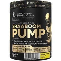 Kevin Levrone Shaboom PUMP 385 g - orange