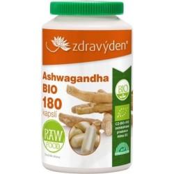 Zdravý den Ashwagandha 180 cps.