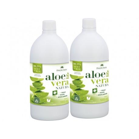 AloeVeraLife akční balení 1000ml 1+1 ZDARMA