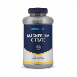 Body & Fit Magnesium Citrate 240 caps