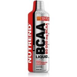 Nutrend BCAA Liquid 1000ml - Pomeranč
