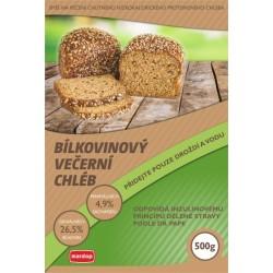 Mardop®Bílkovinný Večerní chléb, Balení 500g