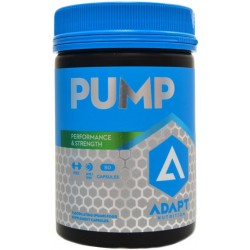 Adapt Nutriton PUMP 80 tablet