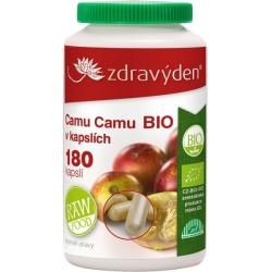 Zdravý den Bio Camu Camu Raw 180 cps.