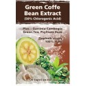 Naturgreen Green Coffee Bean Extract Blend 120 kapslí Naturgreen
