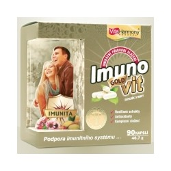 Vita Harmony Imunovit Gold - 90 cps.