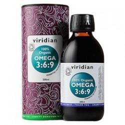 Viridian Omega 3:6:9 Oil 200 ml