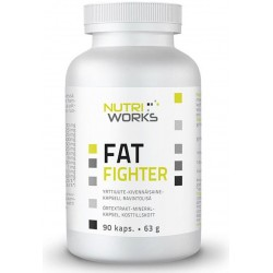 NutriWorks Fat Fighter 90 tablet