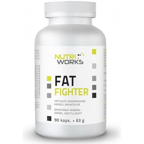 NutriWorks Fat Fighter 90 tablet