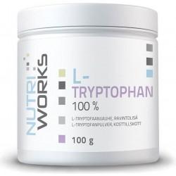 NutriWorks L-Tryptophan 100g