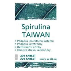 Naturgreen Spirulina Taiwan 500 tbl.