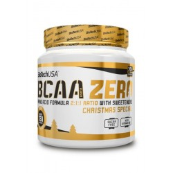 BioTech USA BCAA Zero 360 g Winter tea